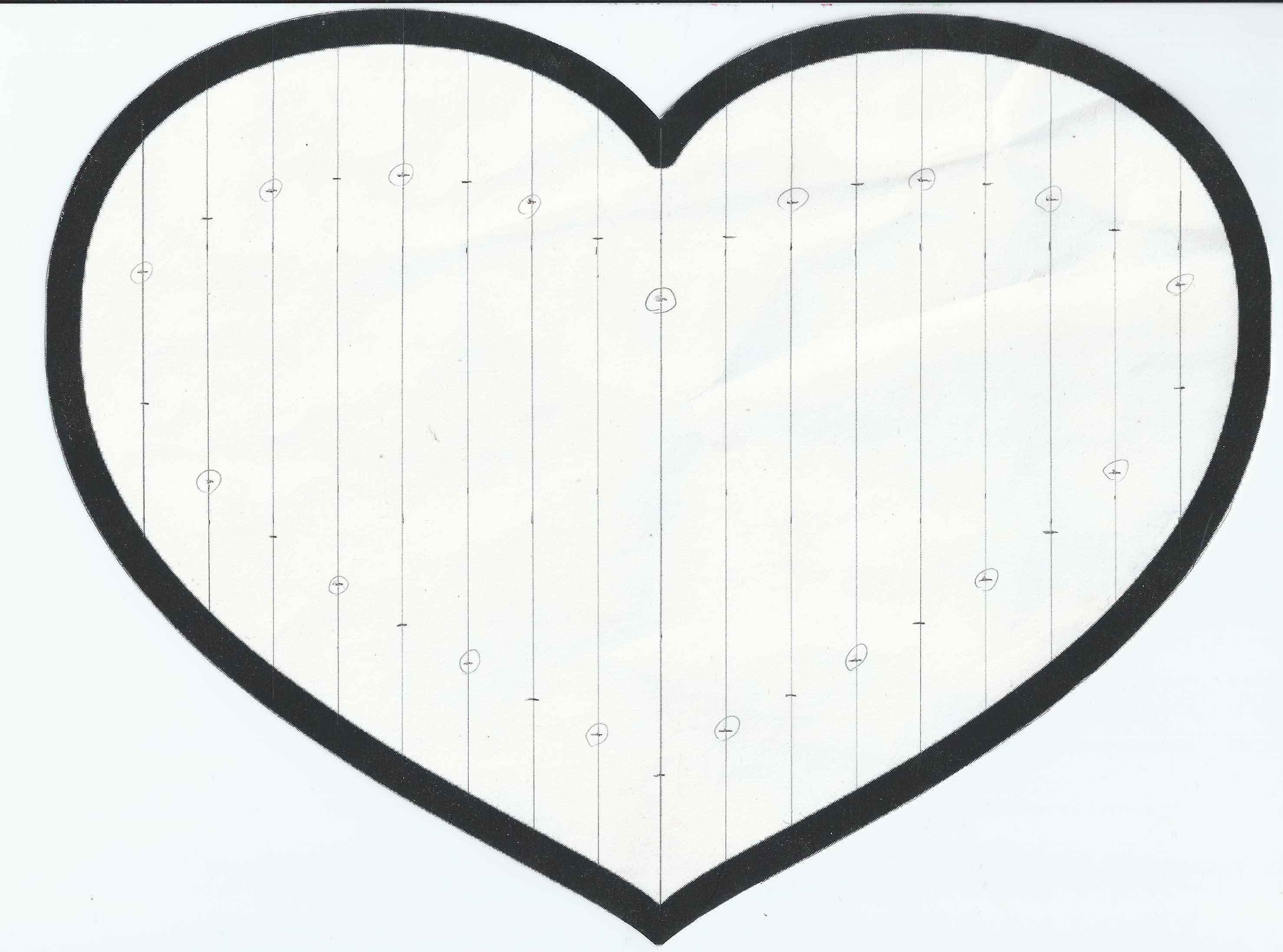 Сердечки из бумаги Растем и развиваемся вместе с мамой!